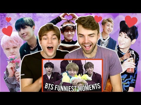 BTS Try Not to Laugh Challenge! (Funniest 방탄소년단 Moments of 2017)