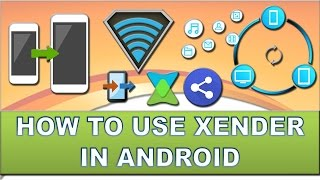 Xender for File transfer between android, PC or Mac