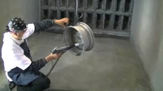 Video 818-830-7748 Powder Coating a set of wheels from start to finish at Peacock Powdercoating download MP3, 3GP, MP4, WEBM, AVI, FLV Mei 2018