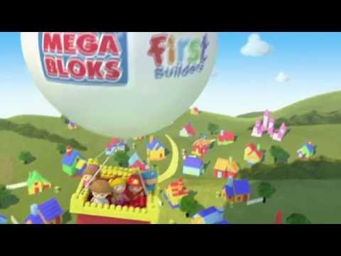Mega Bloks First Builders Billy Beat Danceing Piano