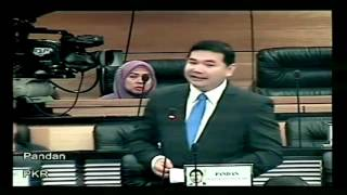 Ucapan YB Rafizi Ramli, Ahli Parlimen Pandan membahaskan titah diRaja, Mac 2016