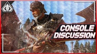 For Honor Console Players!! Thoughts On the Wu-Lin Heroes??