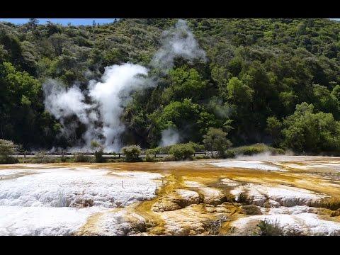 New Zealand  (North Island) - 2014
