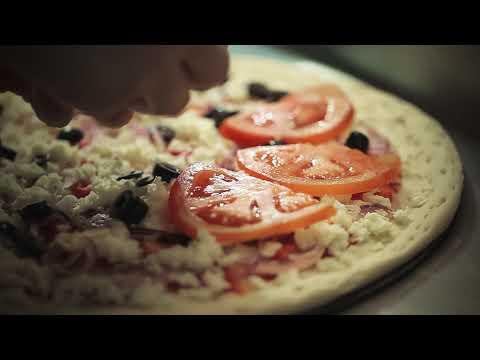 Приготовление идеальной пиццы. Пицца Синица Кемерово.