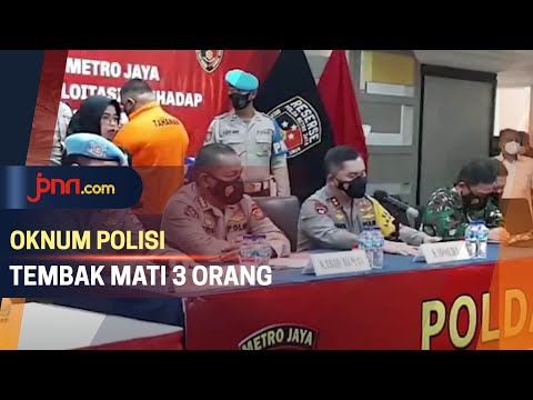 Penjelasan Irjen Fadil soal Bripka CS Tembak Tentara di Kafe