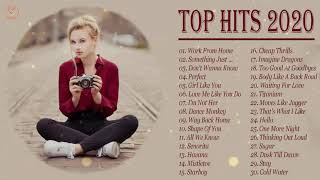 Top Hits 2020 - Ed Sheeran, Adele, Shawn Mendes, Maroon 5, Taylor Swift, Charlie Puth, Sam Smith