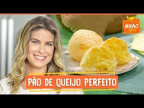 Pão de queijo caseiro CROCANTE e MACIO  Rita Lobo  Cozinha Prática