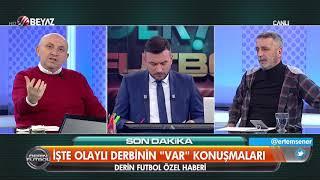 (..) Derin Futbol 15 Nisan 2019 Kısım 1/6 - Beyaz TV