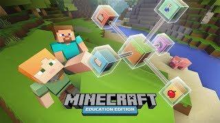 Полный Обзор Minecraft Education Edition!