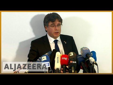 🇪🇸 Catalan separatists go on trial in Spain l Al Jazeera English
