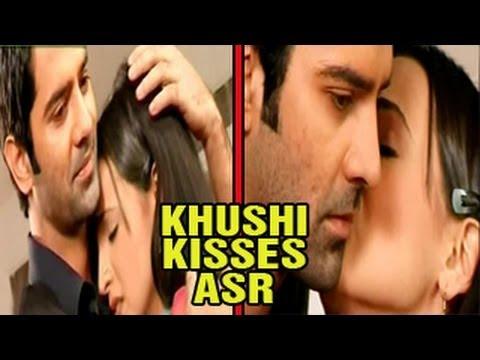 Khushi KISSES Arnav FINALLY in Iss Pyaar Ko Kya Naam Doon 12th September  2012