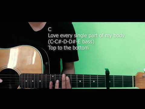 Lyrics & Chords Anne Marie - Perfect To Me