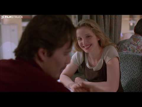 BEFORE SUNRISE, Richard Linklater, 1995 - Meeting On A Train In Vienna