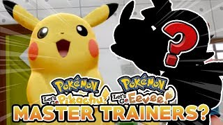 POKEMON LET'S GO PIKACHU & LET'S GO EEVEE NEW TRAILER! MASTER TRAINERS & POST GAME CONFIRMED!