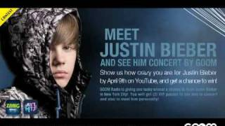 GOOMs Justin Bieber Contest One Less Lonely Girl