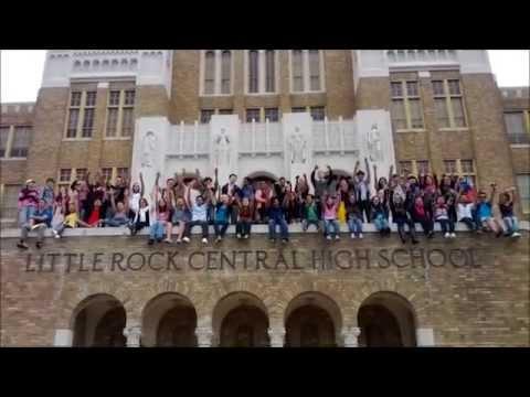 ISS Little Rock Educational Field-Trip 2012