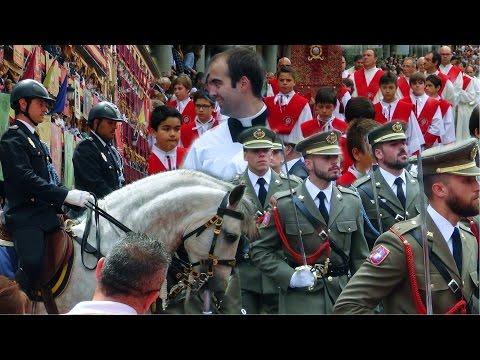 Corpus Christi Toledo España 2016