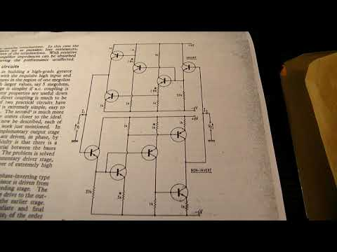 The Gyrator, a fifth element in electronics, invented by ir. Tellegen 1948 (Philips Netherlands)
