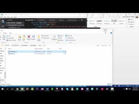 [Ionic - Hybrid App] 5 - Thêm hiệu ứng (animation) trong giao diện