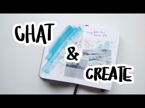 Chat & Create: The Law Of Attraction | Ch▲r ▼illen▲