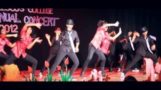 Annual Concert 2012-Ab To Forever-Dance