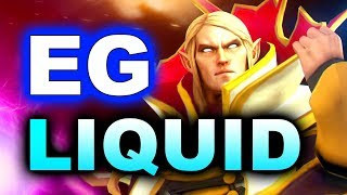 LIQUID vs EG - WHAT A GAME!!! - THE INTERNATIONAL 2018 DOTA 2