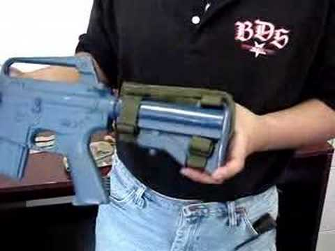 Bds Tactical Buttstock Mag Pouch Youtube