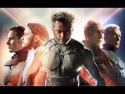 трейлер 2014 русский - Люди Икс: Дни минувшего будущего / X-Men: Days of Future Past (трейлер русский) [Новинки Кино 2014]