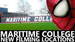 Filming At Maritime College, New Location Updates THE AMAZING SPIDER-MAN 2