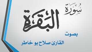 002 سورة البقرة .. صلاح بو خاطر .. القرآن هدى للمتقين