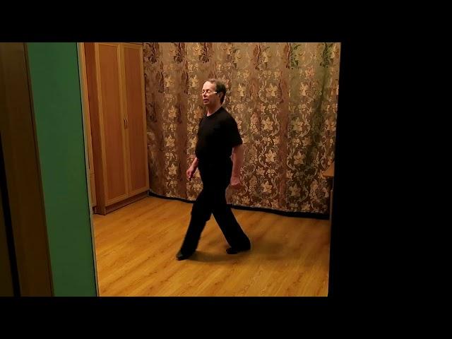 Мастер-класс по бальным танцам (досуговое мероприятие) Часть 3 (Самба дома)