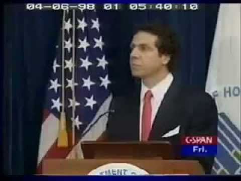 HowThe Democrats Caused The Financial Crisis Starring HUD Sec Andrew Cuomo & Barack Obama