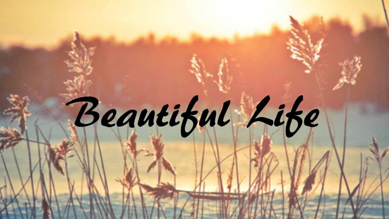 beautiful life- De Lor [ ] LYRICS - YouTube
