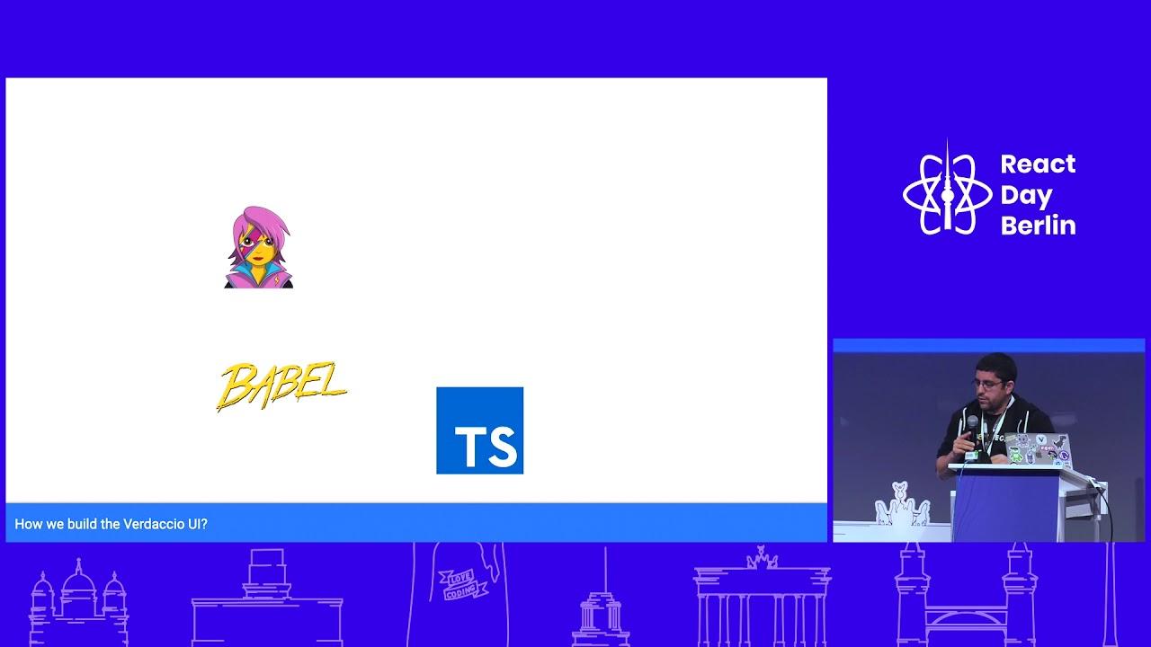 GitNation Open Source Stage: How we have built a Node.js Registry with React – Juan Picado