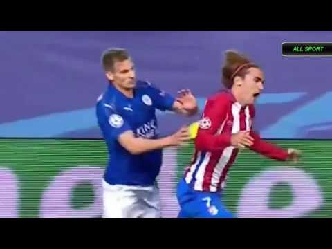 Atletico Madrid 1-0 Leicester City 12 Avril 2017 Résumer HD