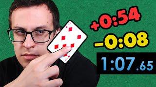 Speedrunning Card Games is Crazier than You Think