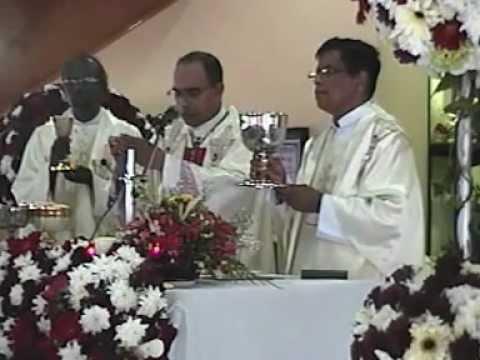 Kurusa Palliya Holy Cross Church Marawila SUNDAY FEAST MASS 16-09-2012 - SETH FM
