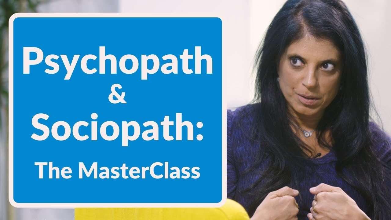 Download The Psychopath & The Sociopath: A Masterclass