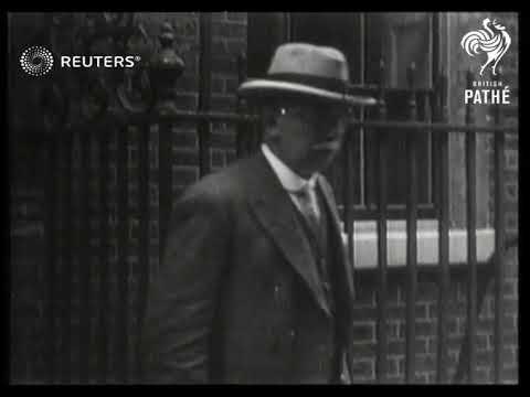 POLITICS - Political Crisis (1931)