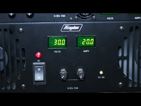 When to use a custom power supply