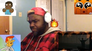 This Man Back With The Heat NF - WHY (Reaction)