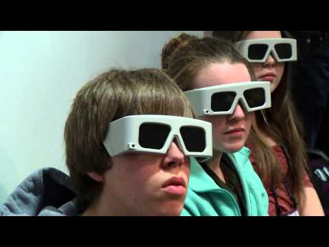 STEM event at the University of Iowa on YouTube