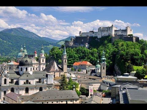 Motorcycle Trip around the Balkans. Austrian mountains, Salzburg & the road to Berlin - Part 15