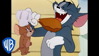 Tom and Jerry | The Most Delicious! | Classic Cartoon Compilation | WB Kids