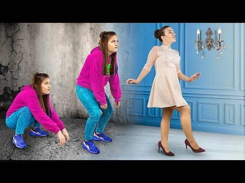 Как стать настоящей леди – 11 лайфхаков / Из пацанки в красотку!