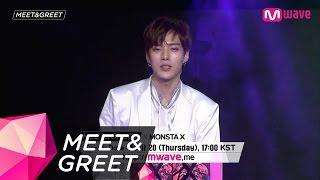 [MEET&GREET] Teaser : MONSTA X