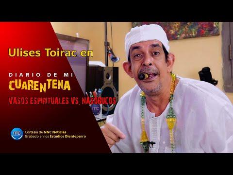 Diario de mi cuarentena - Día 78 Vasos espirituales vs. nasobucos