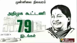 Tamil Nadu election results: ADMK, DMK – Who is leading now?