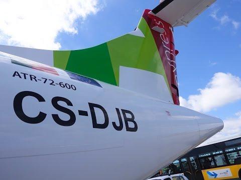 TAP Express - Lisbon to Sevilla ATR 72-600