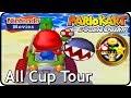 Mario Kart Double Dash!! - All-Cup Tour 150cc (Versus 2 Players)